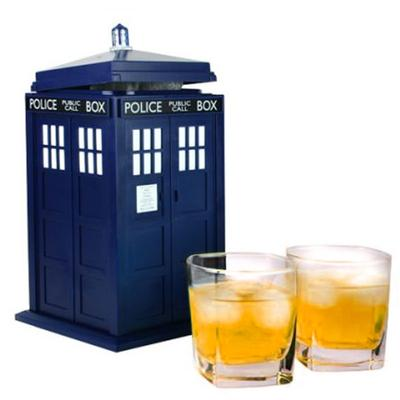 Click to get Doctor Who Ice Bucket with Ice Tray