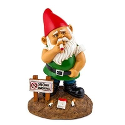 Click to get gNOme smoking Garden Gnome