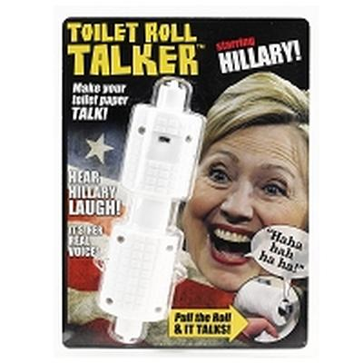 Click to get Hillary Toilet Talker