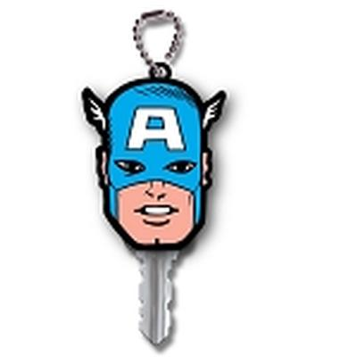 Click to get Captain America Key Holder