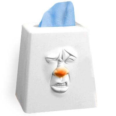Click to get Sneezing and Coughing Tissue Box