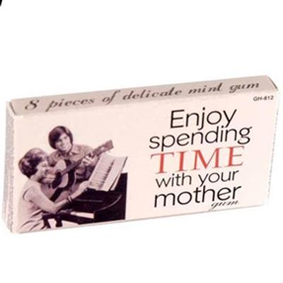 Click to get Enjoy Time with Your Mother Gum