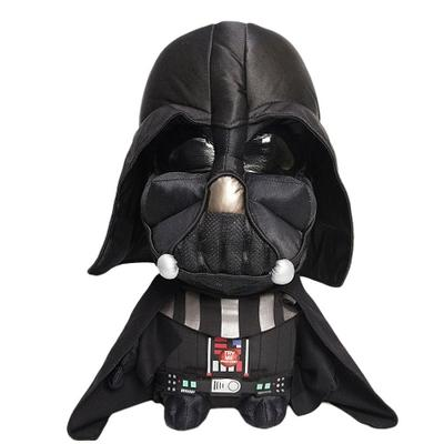 Click to get Star Wars 15 Talking Deluxe Plush Darth Vader Toy