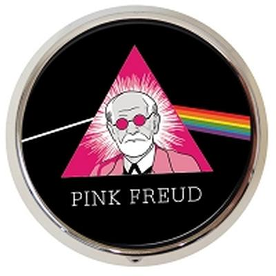 Click to get Pink Freud Pill Box