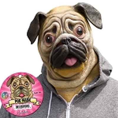 Click to get The Pug Mask