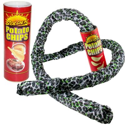 Click to get Snake in Potato Chips