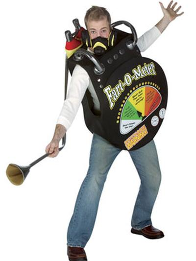 Click to get Fart O Meter Costume