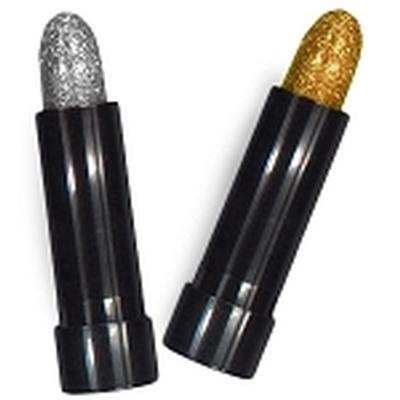 Click to get Gold Glitter Lipstick