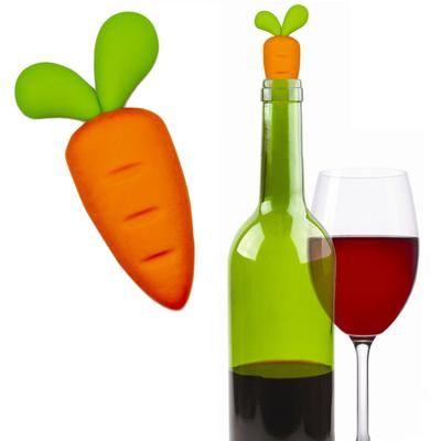 Click to get Carrot Wine Bottle Stopper