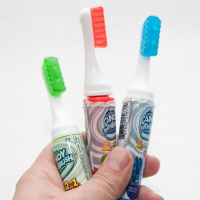 Click to get Toothbrush Candy Cherry