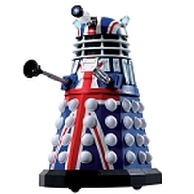 Click to get Doctor Who 50th Anniversary British Flag Dalek