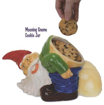 Click to get Mooning Gnome Cookie Jar