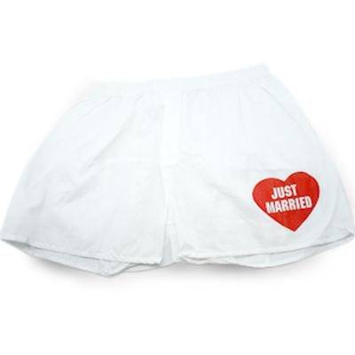 Click to get Just Married Mens Boxers
