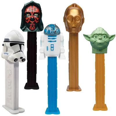 Click to get Star Wars Pez