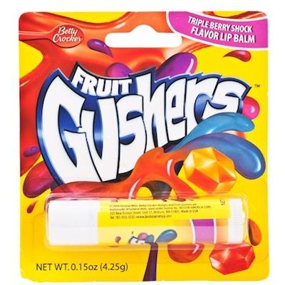 Click to get Gushers Lip Balm Triple Berry Shock