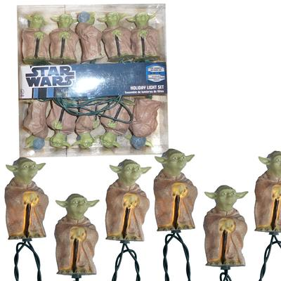 Click to get Star Wars Yoda String Light Set