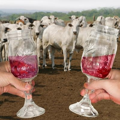 Click to get Redneck Wine Glass