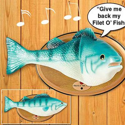 Click to get Frankie the Fish