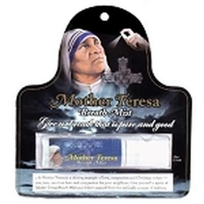 Click to get Mother Teresa Breath Spray