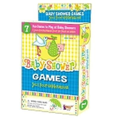 Click to get 7 Baby Shower Games