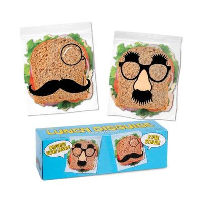 Click to get Mustache Sandwich Bags