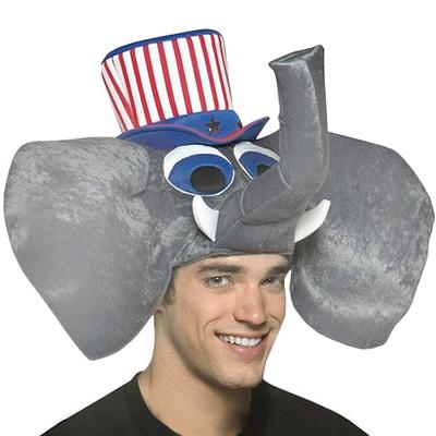 Click to get Republican Elephant Hat