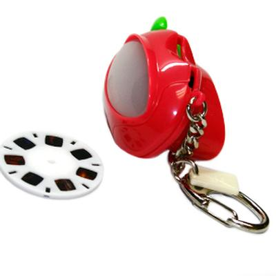 Click to get Viewmaster Keychain