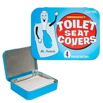 Click to get Emergency Toilet Seat Covers