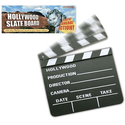 Click to get Hollywood Film Slate Board