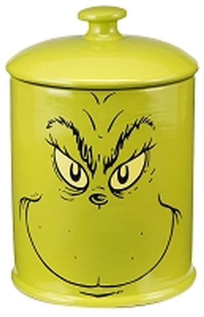 Click to get The Grinch Cookie Jar