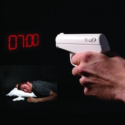 Click to get Secret Agent Alarm Clock