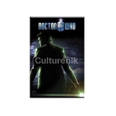 Click to get Doctor Who Magnet Sixth Season DVD Cover