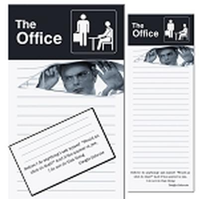Click to get The Office Dwight Jotter Sticky Pad