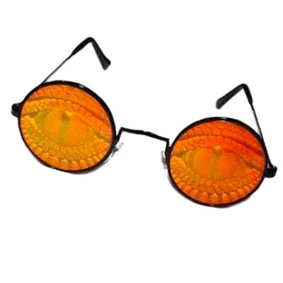 Click to get Holografix Lizard Eye Glasses