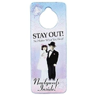 Click to get Newlywed Privacy Door Hanger