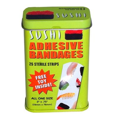 Click to get Sushi Bandages