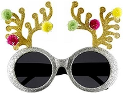 Click to get Tacky Reindeer Antler Glasses
