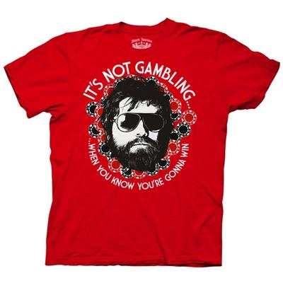 Click to get The Hangover  Its Not Gambling When You Know Youre Gonna Win TShirt