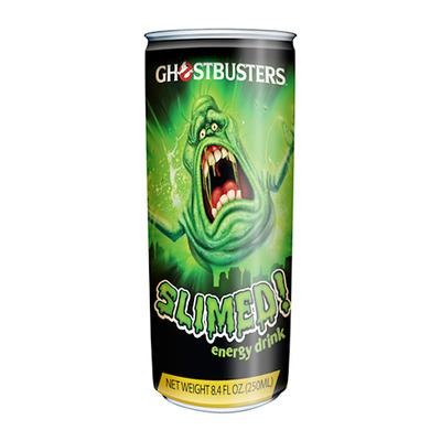 Click to get Ghostbusters Energy Drink Slimed
