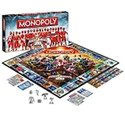 Click to get Power Rangers Monopoly