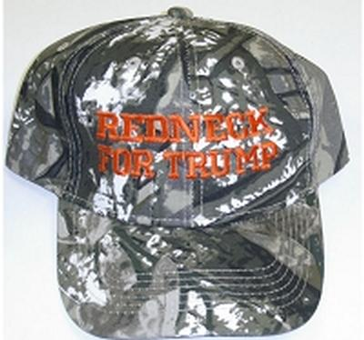 Click to get Redneck for Trump Hat