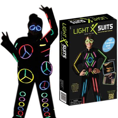 Click to get Glow Light Suit