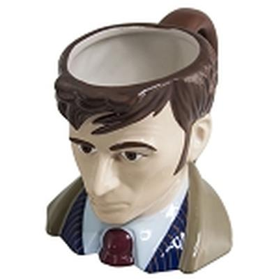 Click to get Doctor Who 10th Doctor Toby Mug