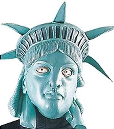 Click to get Miss Liberty Mask