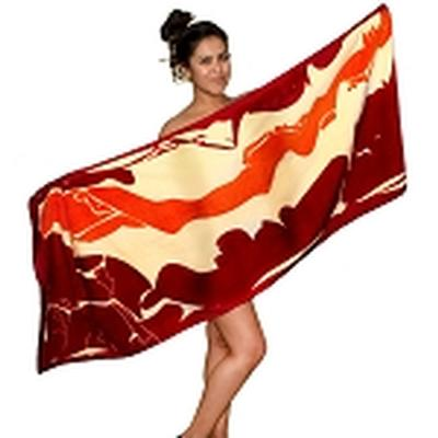 Click to get The Bacon Towel