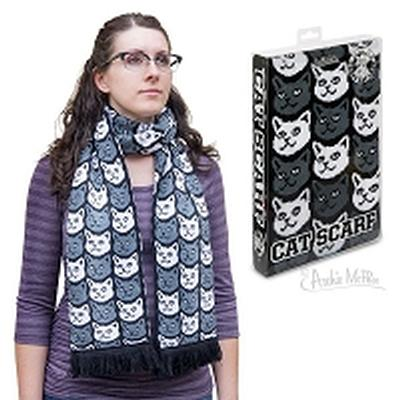 Click to get Cat Scarf