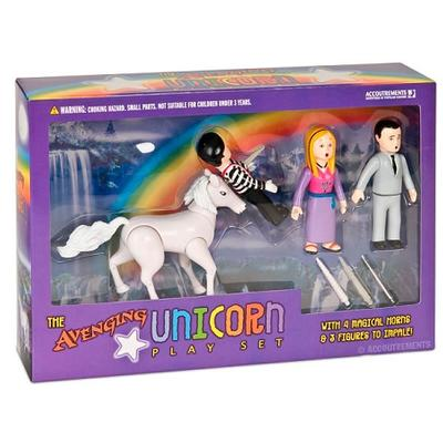 Click to get Avenging Unicorn Play Set