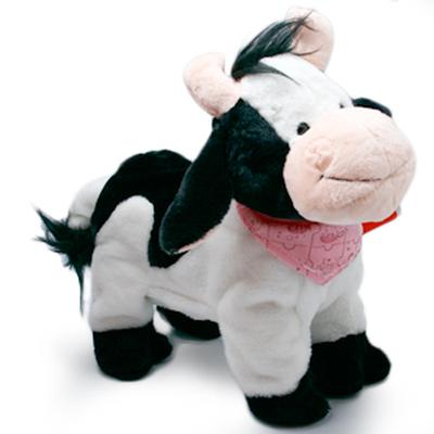 Click to get Jumping and Dancing Cow