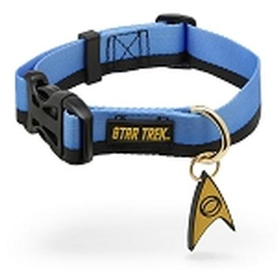 Click to get Star Trek Uniform Collar Blue