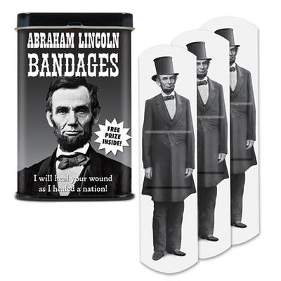 Click to get Abraham Lincoln Bandages